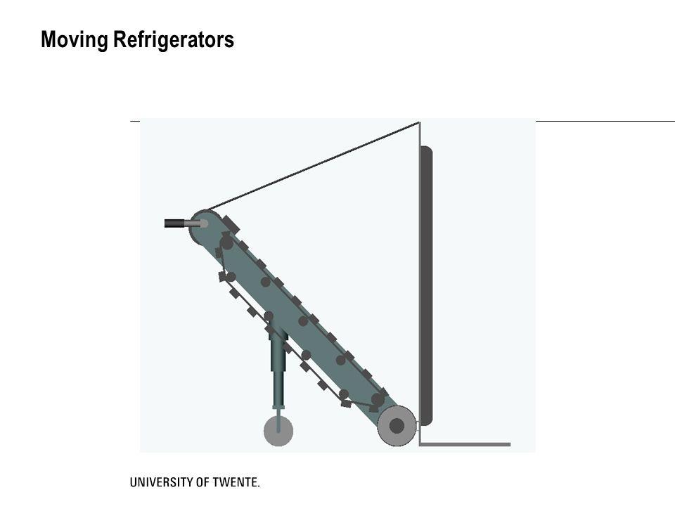 Moving Refrigerators