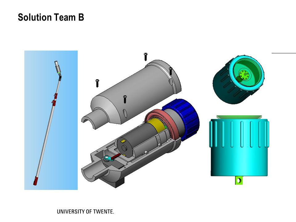 Solution Team B