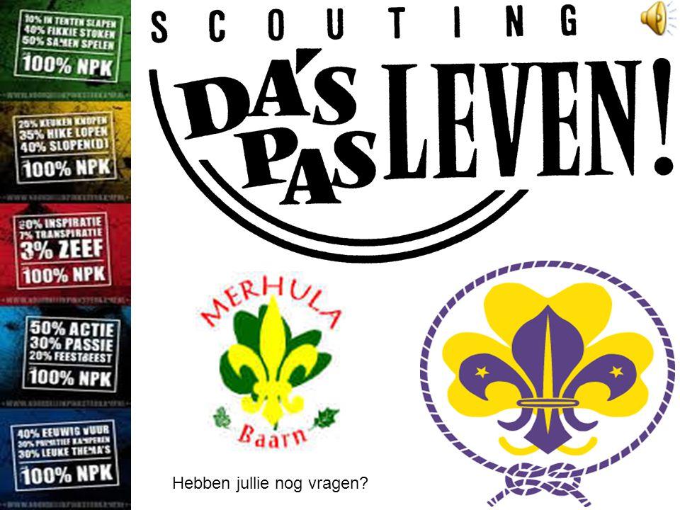 Scouting bestaat 100 jaar hyper link