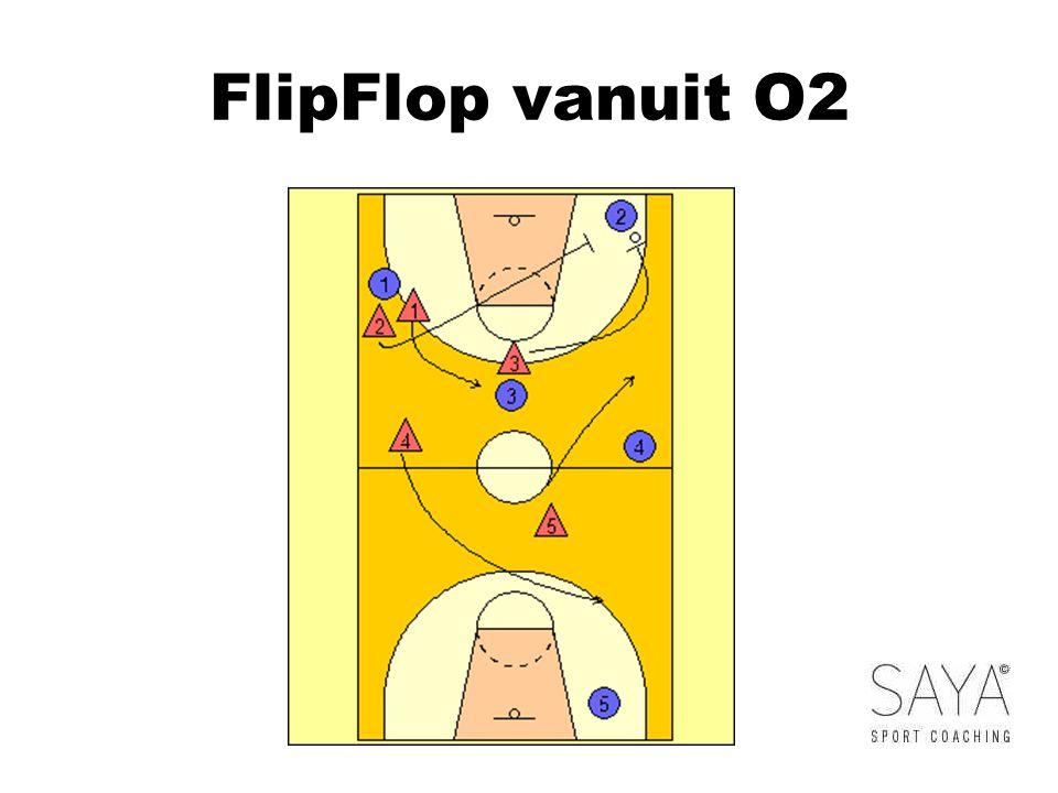 FlipFlop vanuit O2