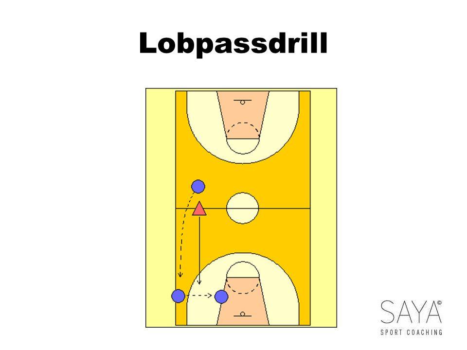 Lobpassdrill