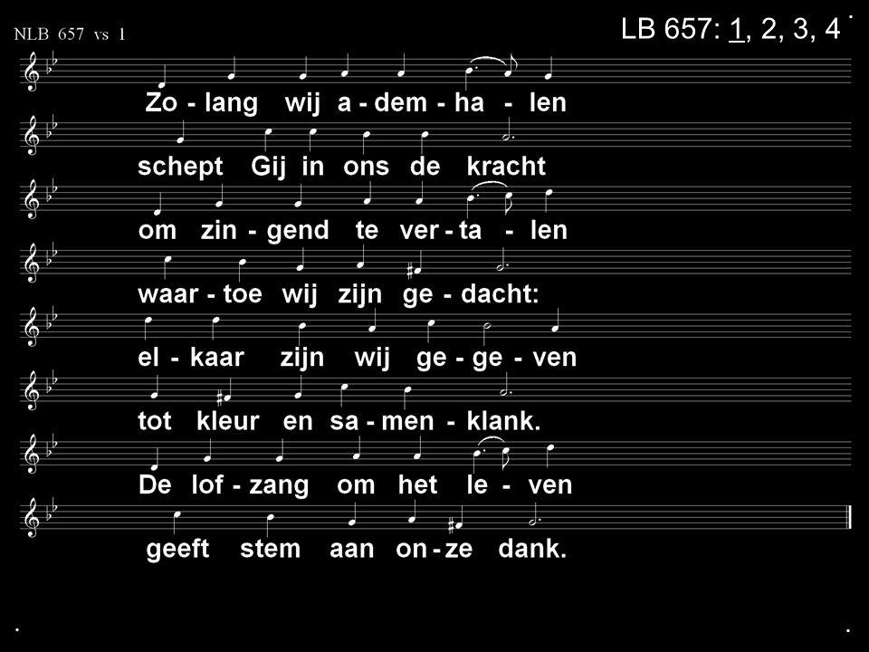 ... LB 657: 1, 2, 3, 4
