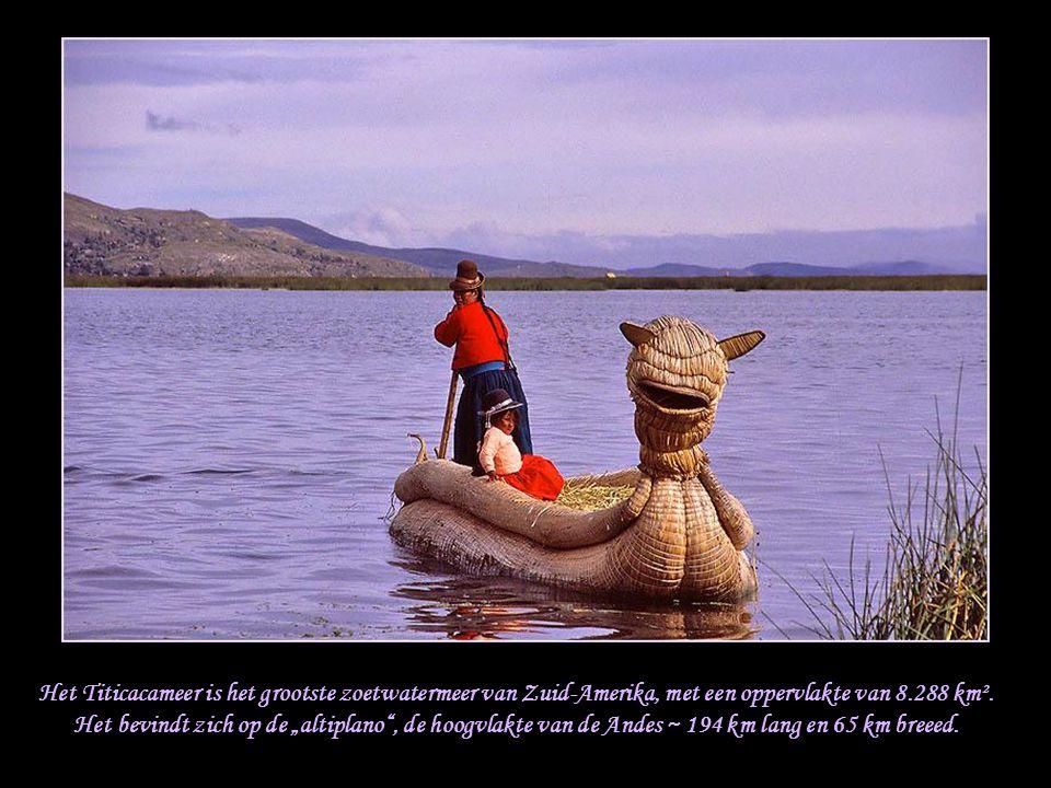 Peru Bolivië Het Titicacameer ~ en zijn drijvende eilanden Musik: Amazonas ~ The house of the rising sun Vertaald uit het Duits – Freddy Storm 04/2010