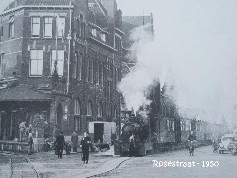 ROTTERDAM De gasfabriek op Feyenoord (oud)-Zuid Feyenoord – Hillesluis - Transvaal - Katendrecht