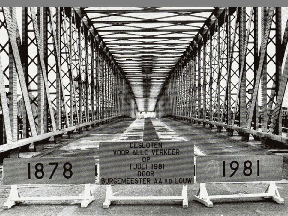 De Rotterdam op weg naar New York - 1964