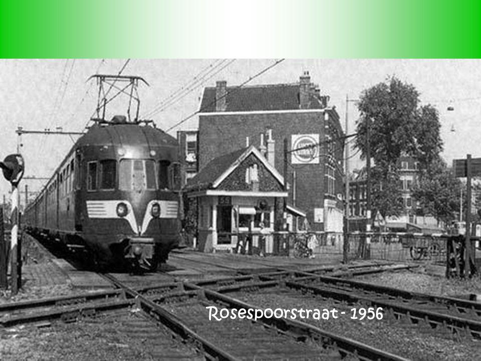 Rosestraat - 1947