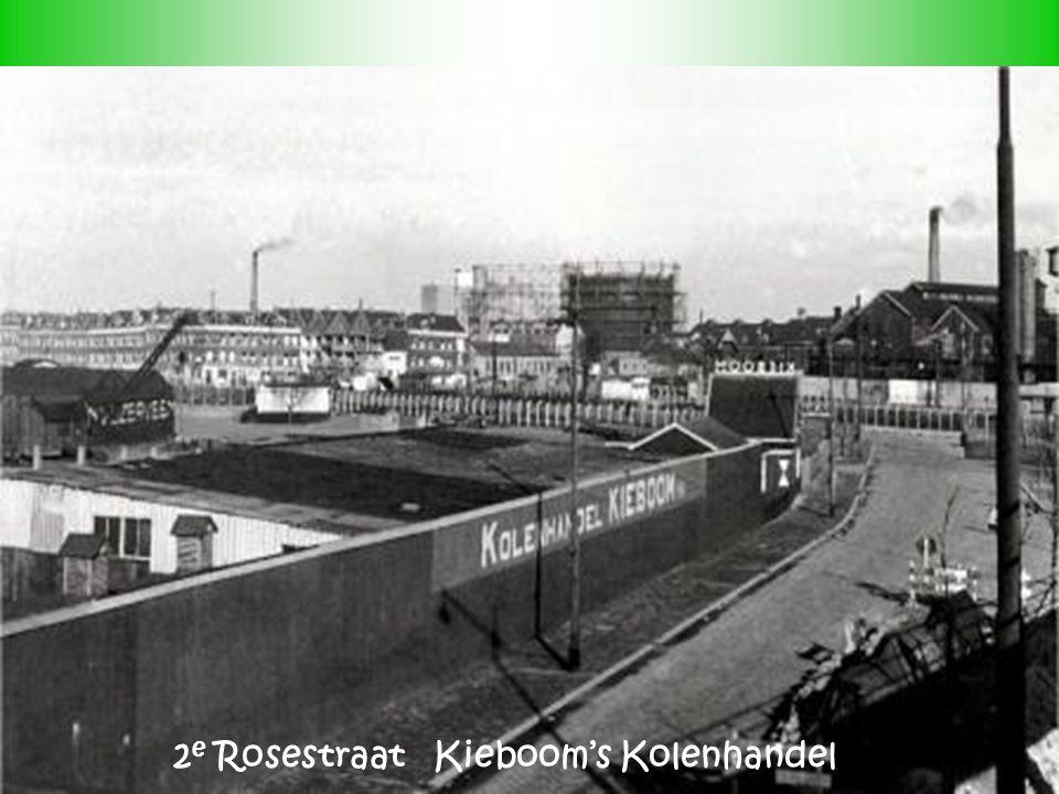 2 e Rosestraat Kieboom's Kolenhandel