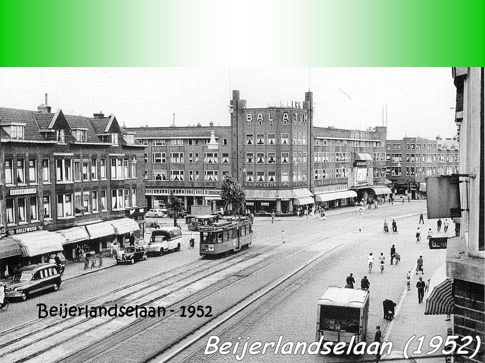 Beijerlandselaan - 1952