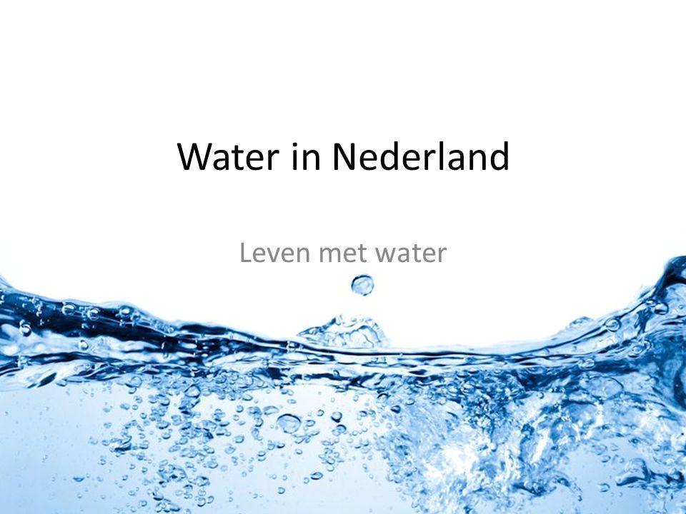Water in Nederland Leven met water