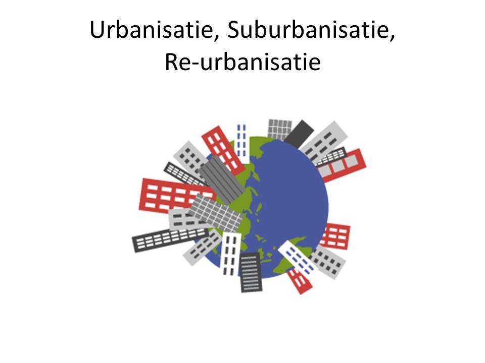 suburbanisatie