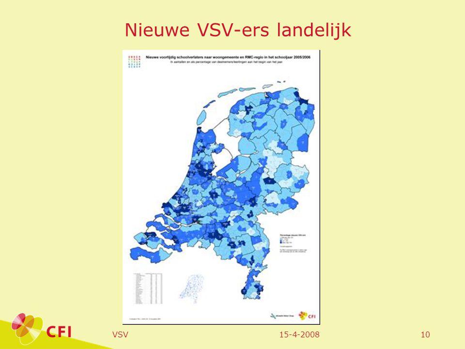15-4-2008VSV10 Nieuwe VSV-ers landelijk