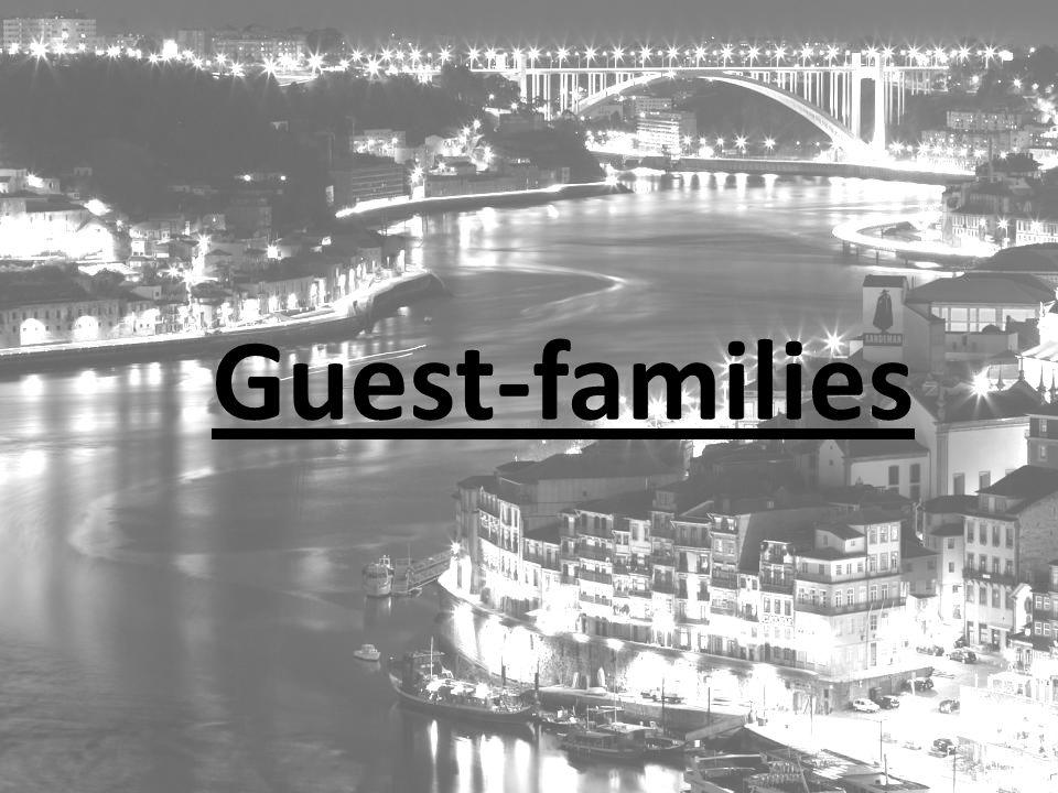 Guest-families