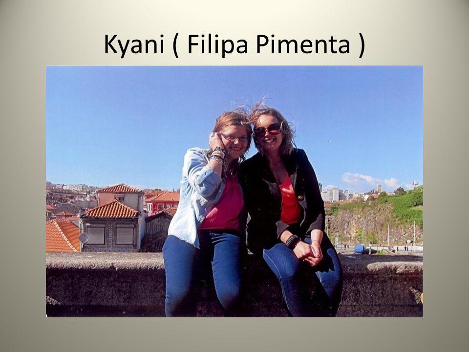 Kyani ( Filipa Pimenta )
