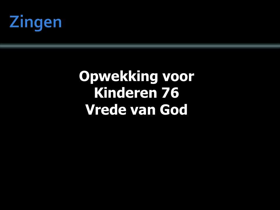 Vrede van God, de vrede van God, De vrede van God zij met jou Vrede van Hem, vrede van God, De vrede van God zij met jou.
