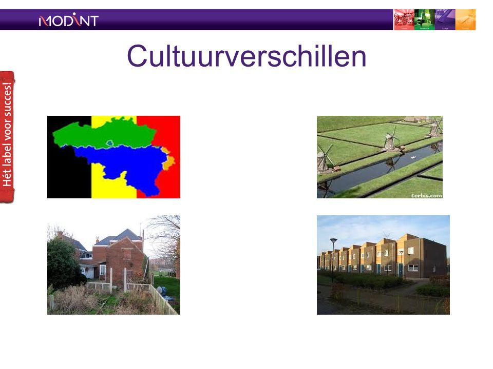 Cultuurverschillen