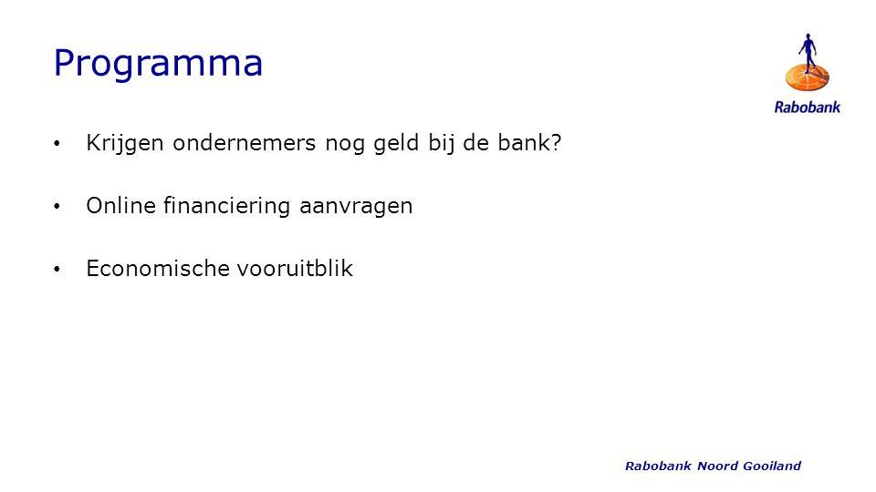 Even voorstellen Berend Nannes, Adviseur Bedrijven MKB Ruud Kors, manager MKB Rabobank Noord Gooiland