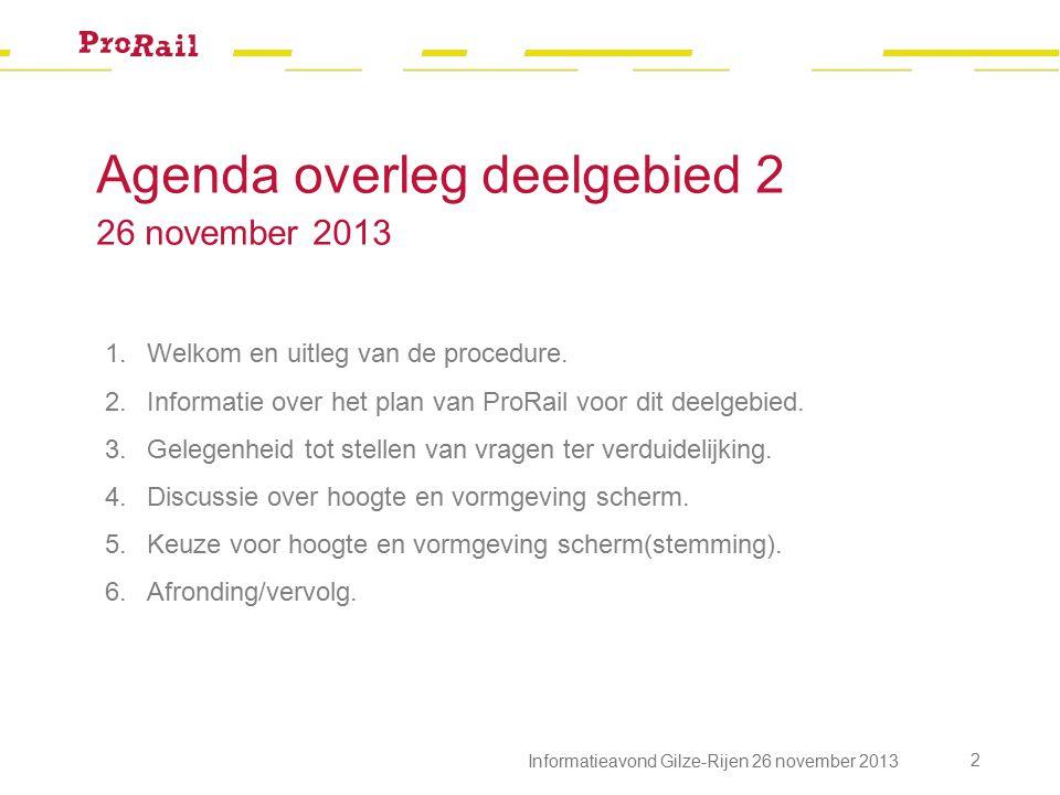 Vragen 13 Informatieavond Gilze-Rijen 26 november 2013