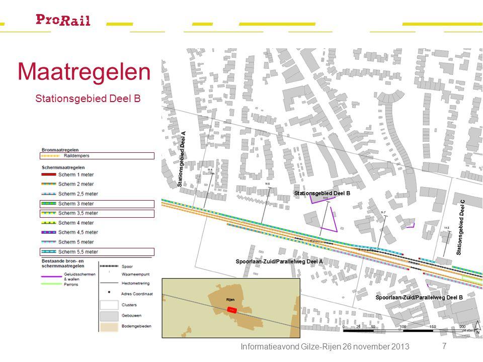 Vormgeving maatregelen Uitgangspunten Sober en doelmatig; Uniforme uitstraling; Begroeiing aan bewonerszijde mogelijk.