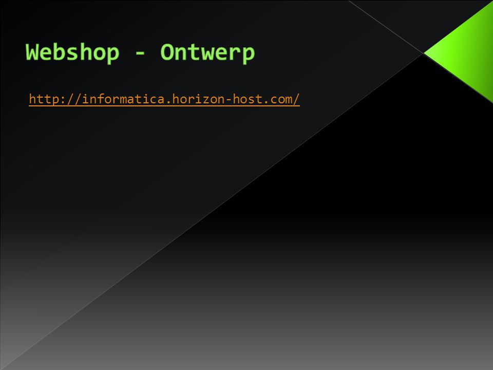http://informatica.horizon-host.com/