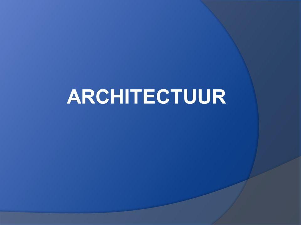 De onderzoeksvraag  Vergelijk een bouwwerk uit de Romantiek (bijv.