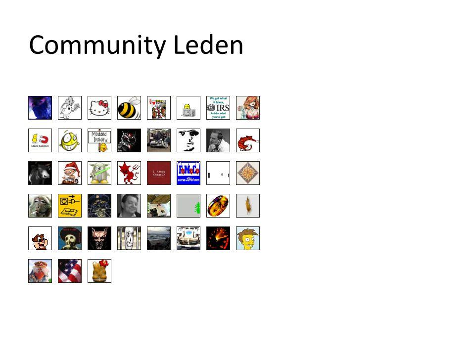 Community Leden