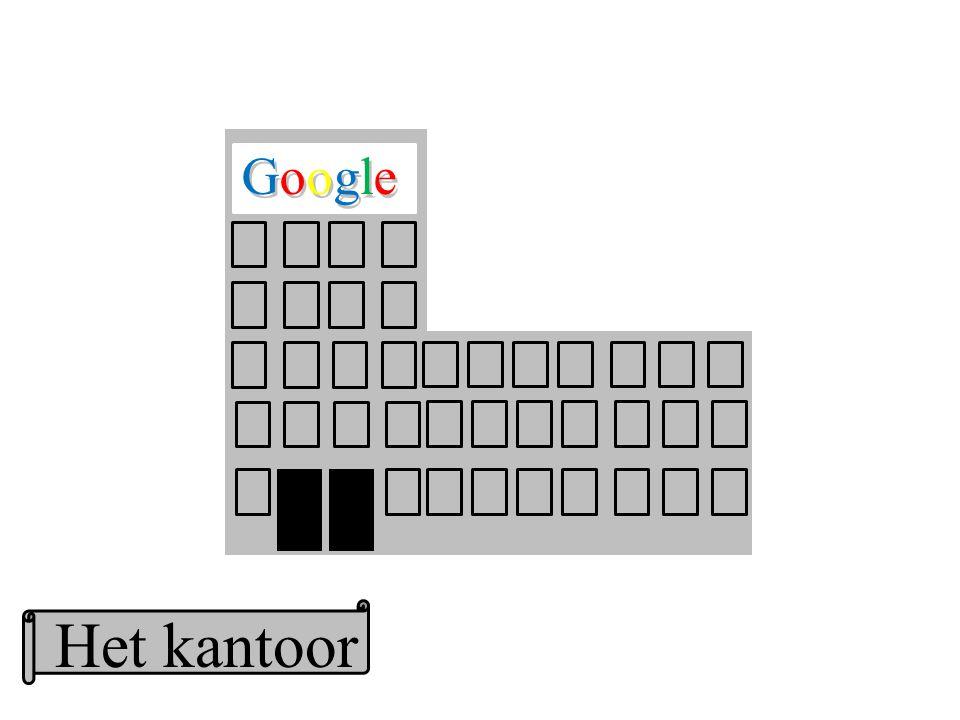 Google GoogleGoogle Het kantoor