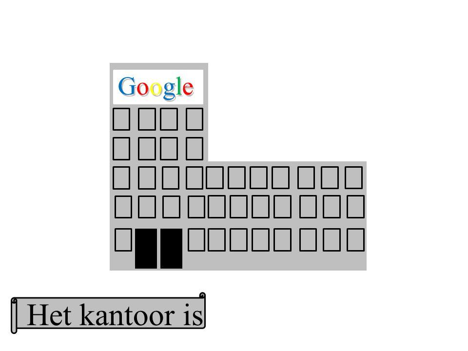 Google GoogleGoogle Het kantoor is