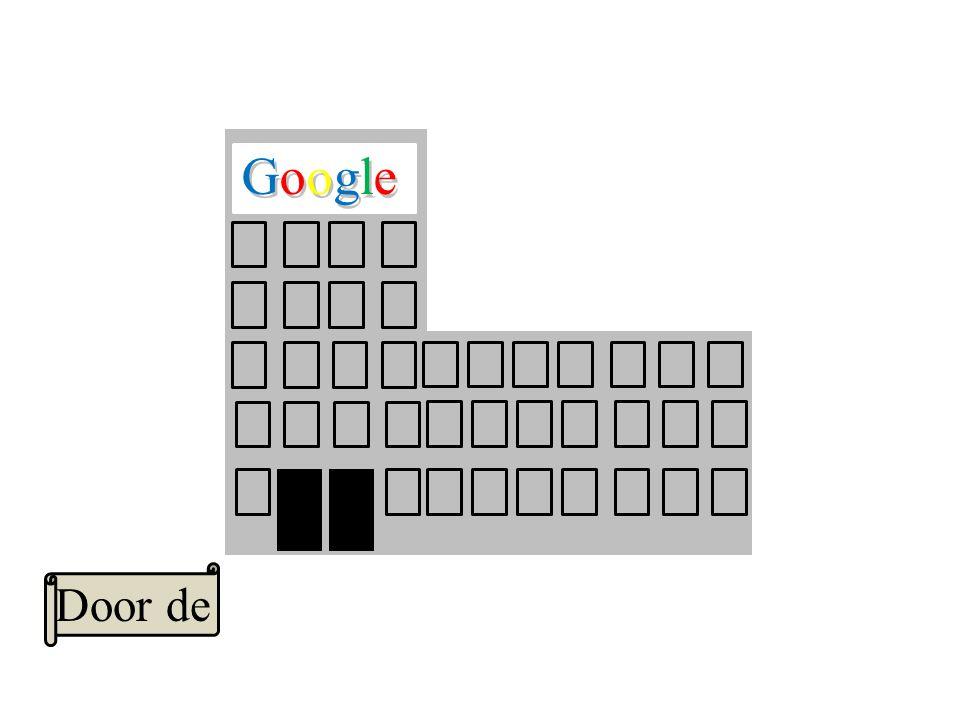 Google GoogleGoogle Door de
