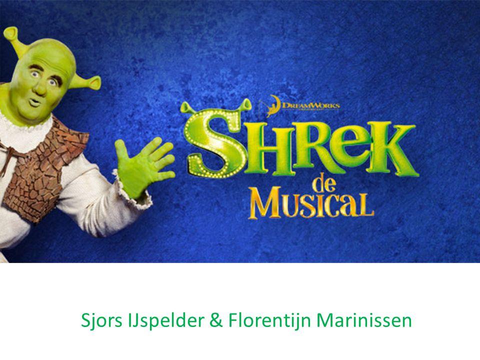 Recensie Zo moet het.Dat zei Frank Sanders na afloop van de première van Shrek.