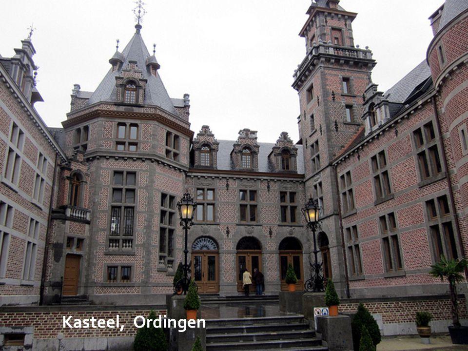 Wit kasteel, Kerkom