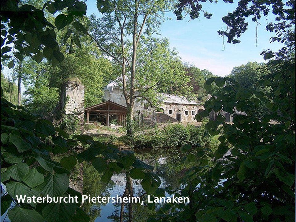 Motte In De Burg, Gellik