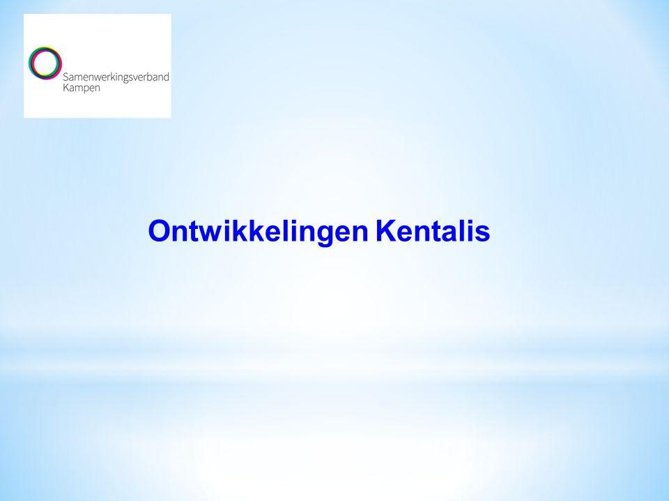 Ontwikkelingen Kentalis