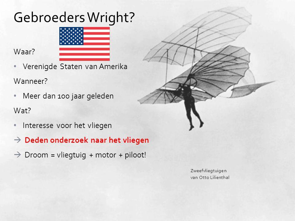 Broers Orville Wright Wilbur Wright Fietsenmakers