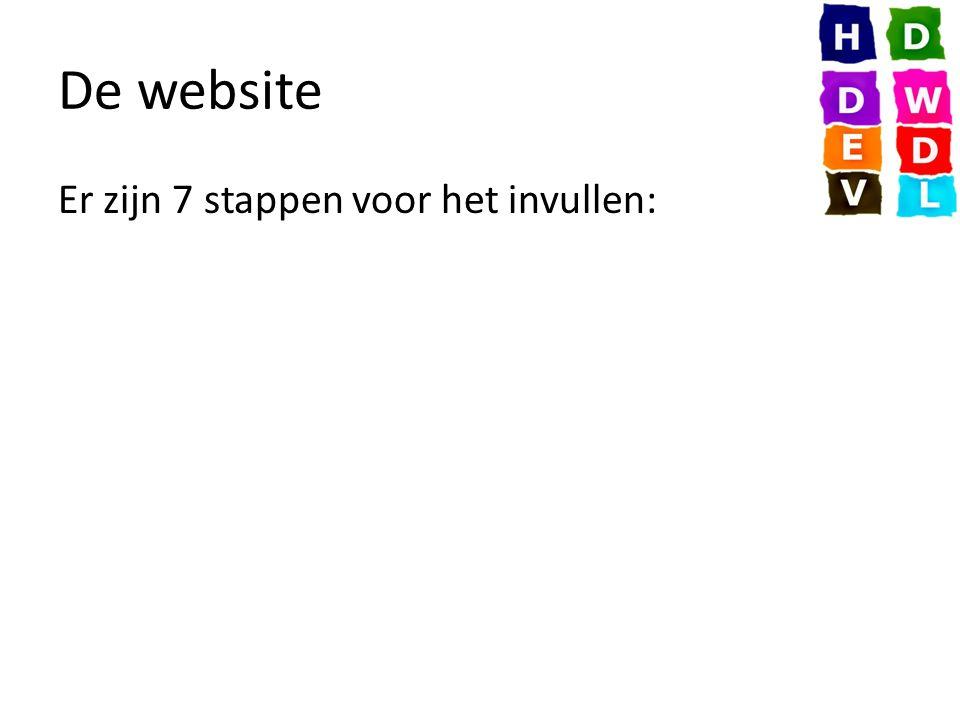 De website: stap 1 - Ga naar www.jvputten.nl en klik op Memberswww.jvputten.nl