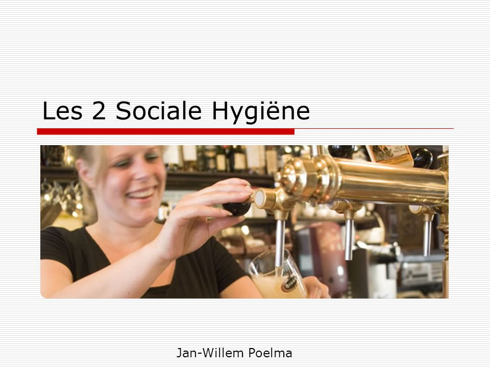 Programma vandaag  Inleiding  Terugblik vorige les  Toets & examen  Hst 2: Sociale Hygiëne  Afsluiting