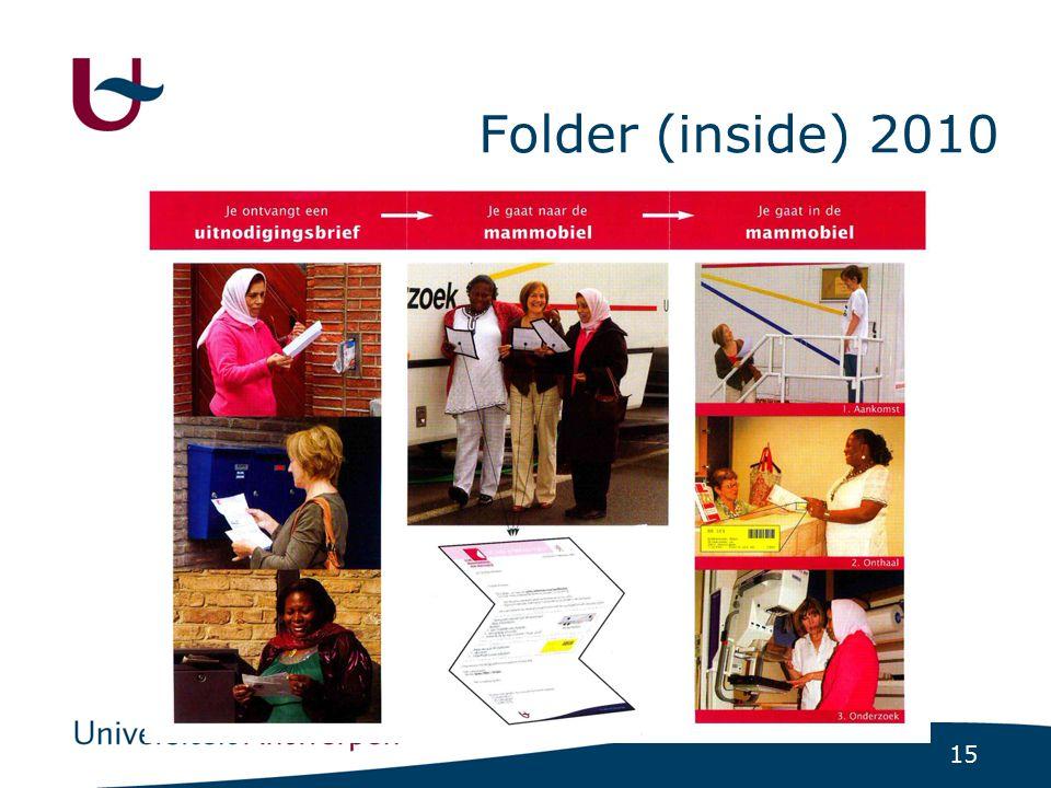 15 Folder (inside) 2010