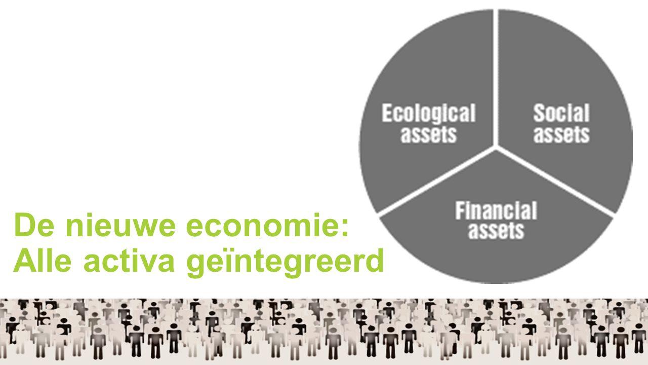De nieuwe economie: Alle activa geïntegreerd