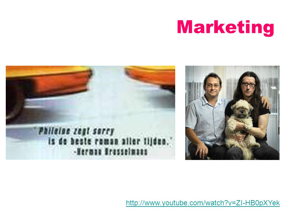 Marketing http://www.youtube.com/watch v=ZI-HB0pXYek