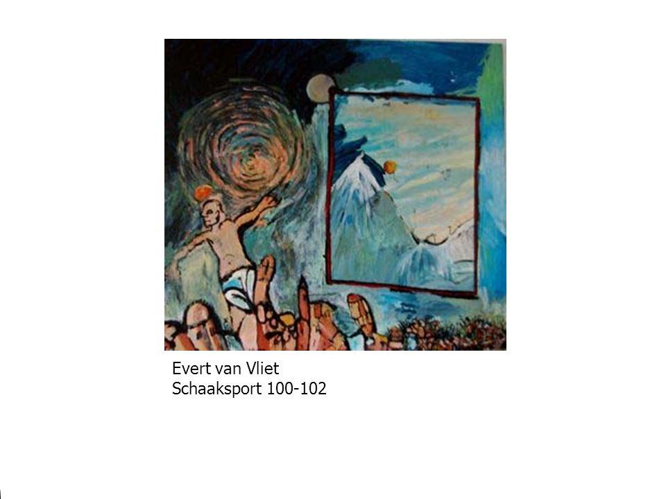 Evert van Vliet Schaaksport 100-102