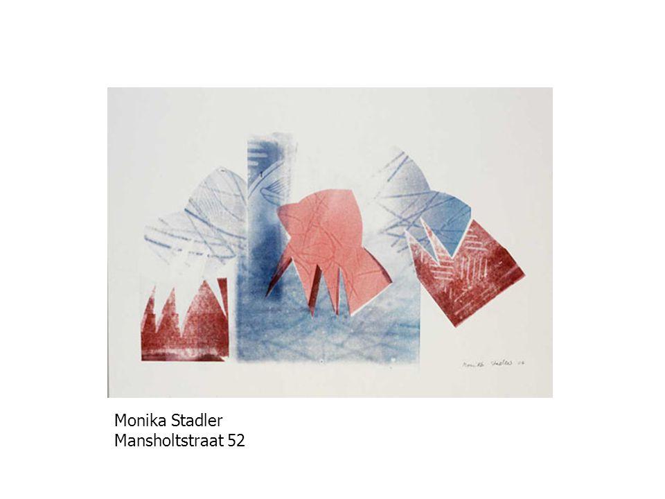 Monika Stadler Mansholtstraat 52