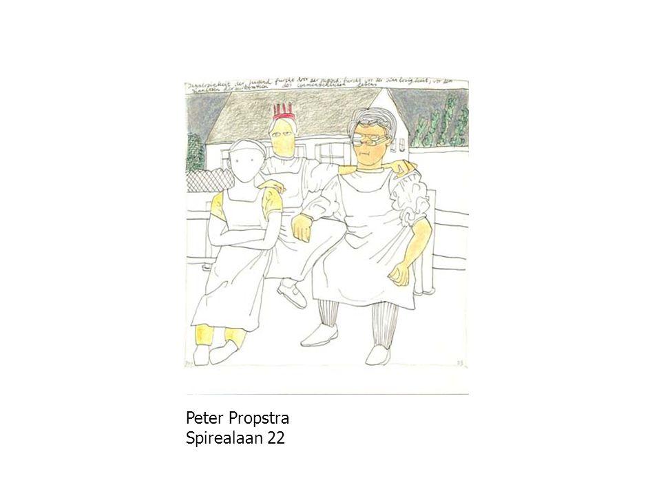 Peter Propstra Spirealaan 22