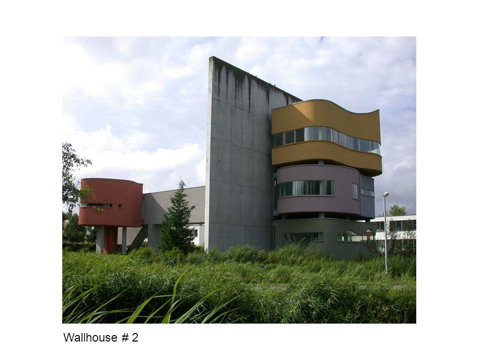 Wallhouse # 2