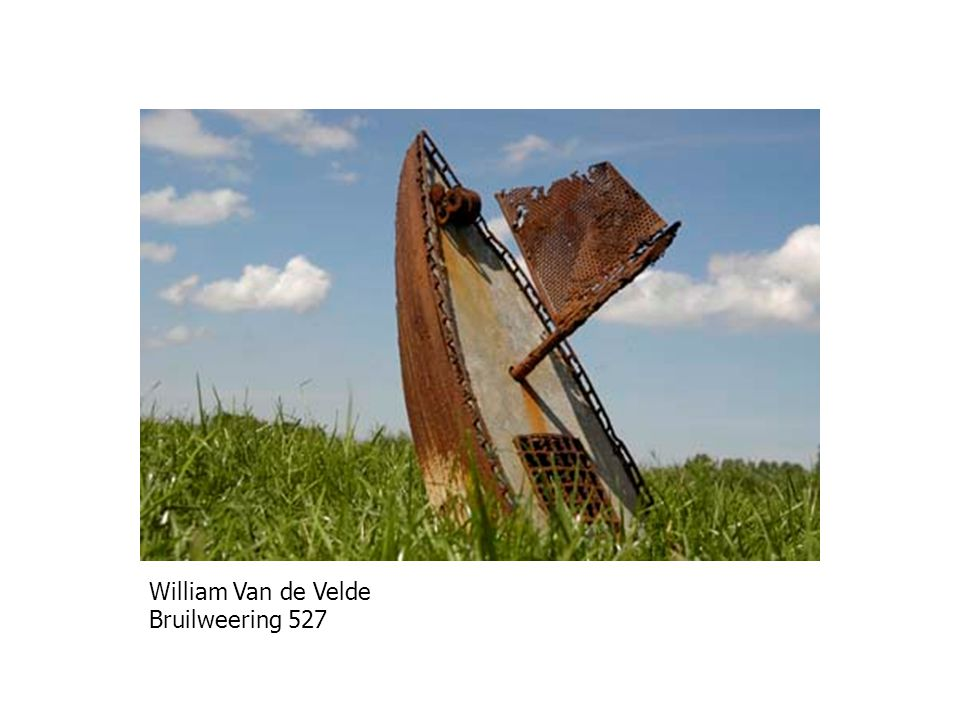 William Van de Velde Bruilweering 527