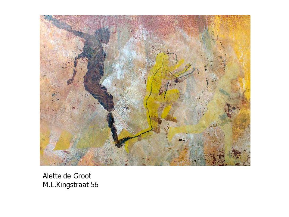 Alette de Groot M.L.Kingstraat 56