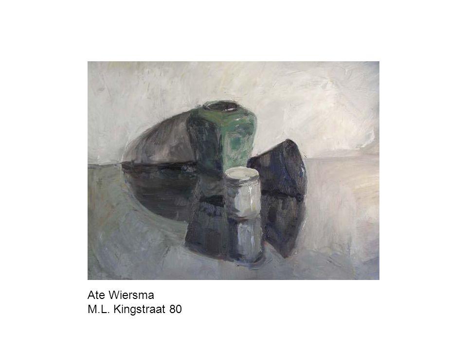 Ate Wiersma M.L. Kingstraat 80