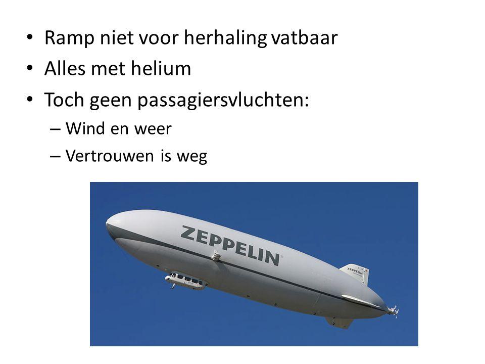Terugkeer van luchtschepen.Aeros corp: Aeroscraft: – Opnieuw passagiersvluchten.
