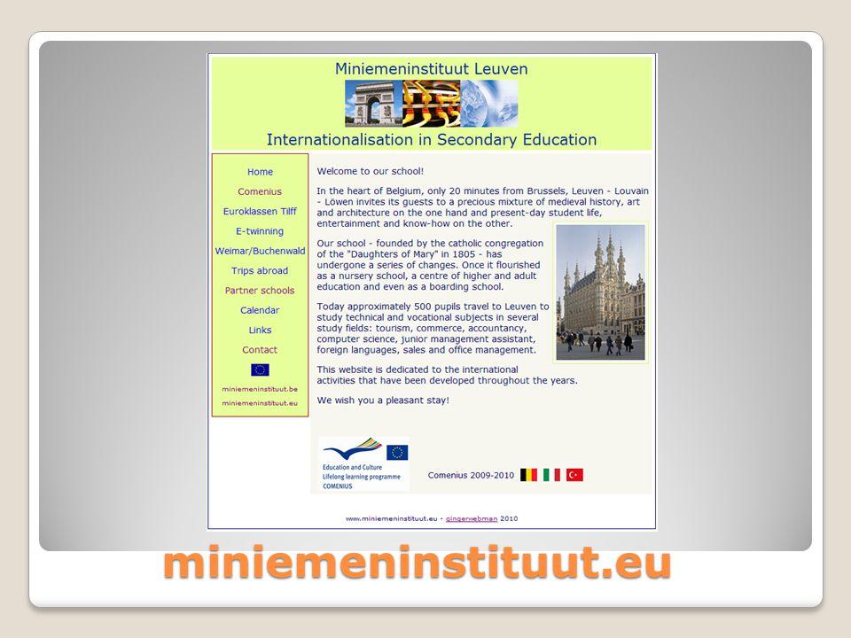 miniemeninstituut.eu