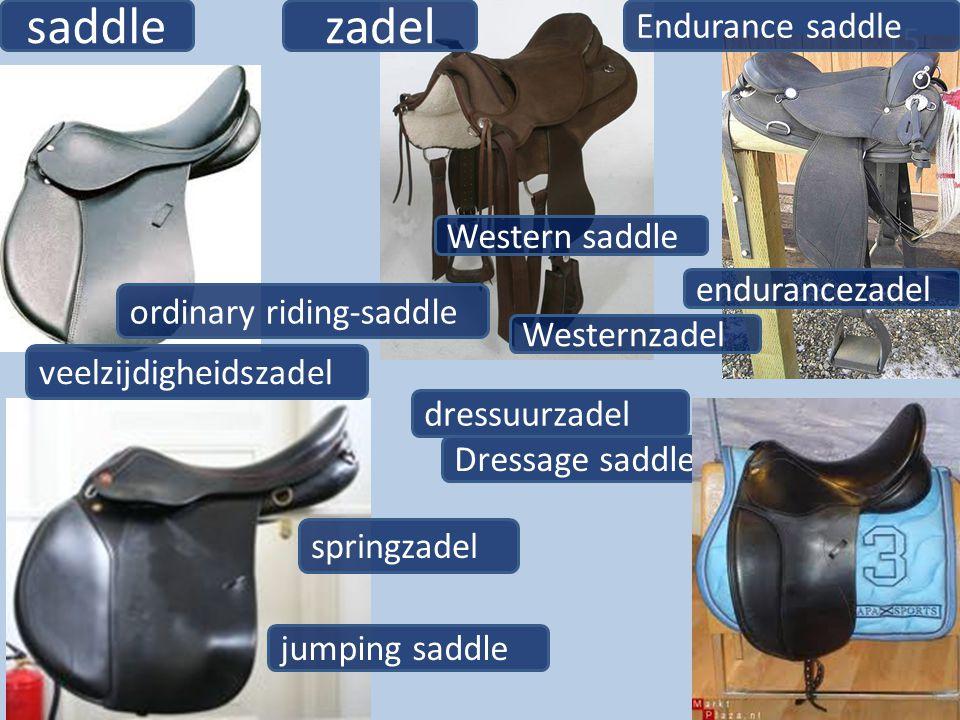 zadelsaddle 15 Westernzadel Endurance saddle springzadel dressuurzadel Dressage saddle jumping saddle endurancezadel ordinary riding-saddle veelzijdig