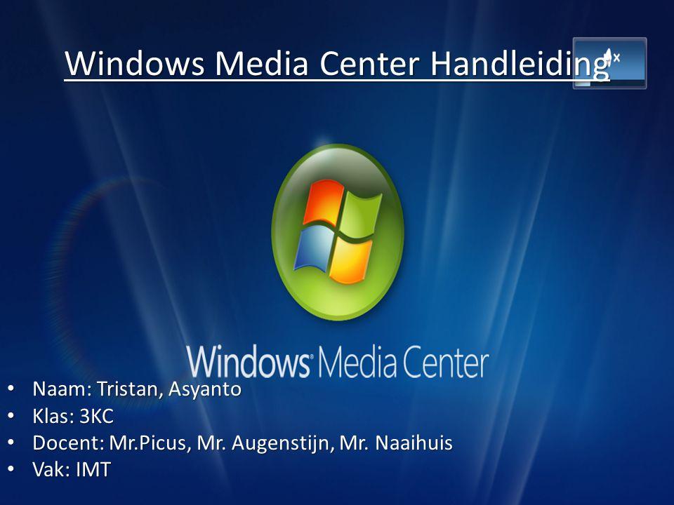 Voor we beginnen Kijk na of jouw infiniTV 4 PCle of USB is geïnstalleerd en de setup prior