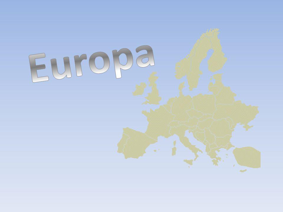 Wat is Europa? Werelddeel +/- 800 miljoen inwoners 2 de kleinste Onderverdeeld